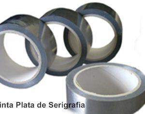 cinta plata de serigrafia