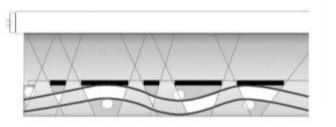 Dirección luz no puntual fluorescentes