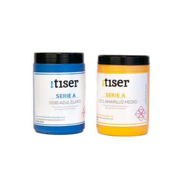 tinta-acramina-base-agua-tiser-serie-a-azul-claro-y-amarillo-medio